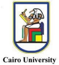 カイロ大学のロゴ