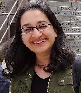 CHAUHAN Anubhuti